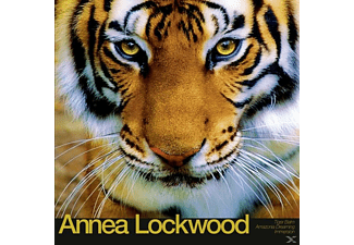 Annea Lockwood - Tiger Balm/Amazonia Dreaming/Immersion - (Vinyl)