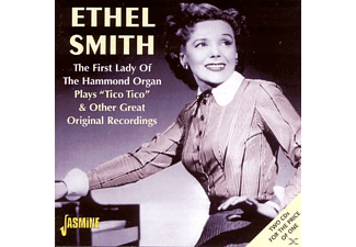 Ethel Smith - The First Lady Of The Hammond - (CD)