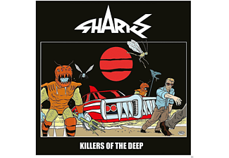 The Sharks - Killers Of The Deep - (CD)