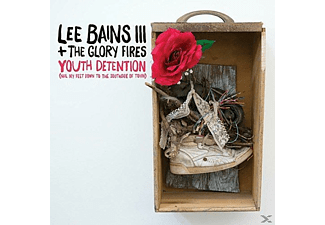 Lee Bains III & The Glory Fires - YOUTH DETENTION - (Vinyl)