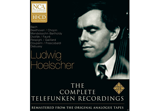 Hoelscher Ludwig - The Complete Telefunken Recordings - (CD)