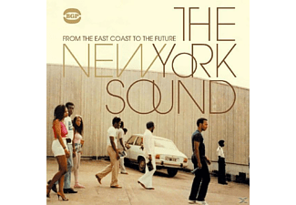 VARIOUS - THE NEW YORK SOUND - FROM THE - (CD)