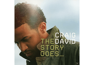 Craig David - The Story Goes.... - (CD)