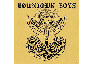Downtown Boys - Cost Of Living - (MC (analog))