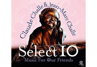 VARIOUS, Claude Challe, Challe Jean-marc - Select 10 - (CD)