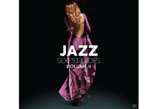 VARIOUS - Jazz Sexiest Ladies 2 - (CD)