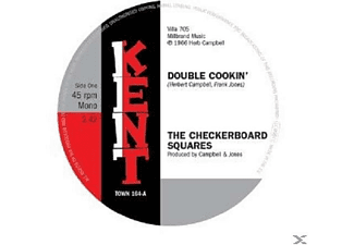 CHECKERBOARD SQUARES/TAND - DOUBLE COOKIN - (Vinyl)