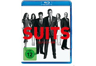Suits - Season 6 - (Blu-ray)