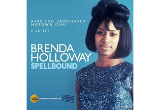 Brenda Holloway - Spellbound-Rare And Unreleased Motown Gems (2CD) - (CD)