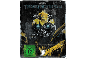 Transformers 3 - (Steelbook Edition) - Exklusiv - (Blu-ray)