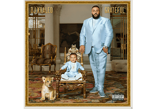 DJ Khaled - Grateful - (CD)