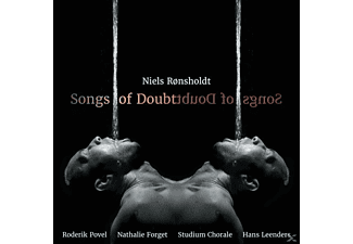Roderik Povel, Hans Leenders, Studium Chorale, Nathalie Forget - Songs of Doubt - (CD)