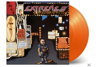 Extreme - Pornograffitti (LTD Orange Vinyl) - (Vinyl)