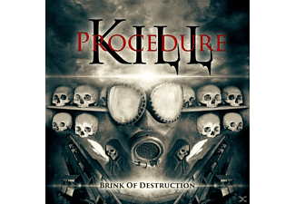 Kill Procedure - Brink Of Destruction - (CD)