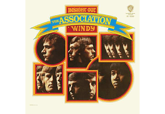 The Asscociation - Insight Out (Mono Edition) (Red) (Vinyl LP (nagylemez))