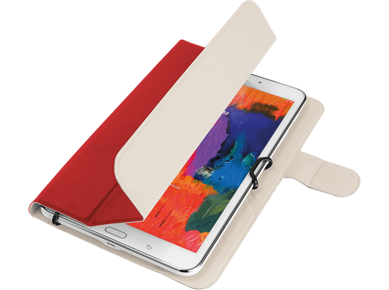 TRUST AEXXO Universal Folio Case For 9.7 Tablets Red - (21208) computing   tablets   offline αξεσουάρ tablet θήκες tablet έως 10 1
