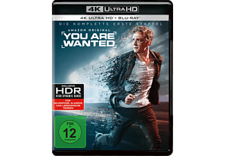 You Are Wanted - Staffel 1 - (4K Ultra HD Blu-ray + Blu-ray)