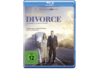 Divorce - Die komplette 1. Staffel - (Blu-ray)