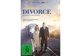 Divorce - Die komplette 1. Staffel - (DVD)