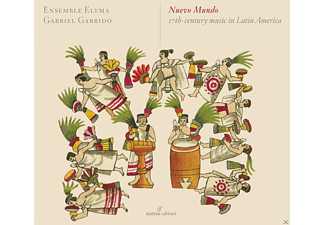 Ensemble Elyma - Nuevo Mundo-17th-century music in Latin America - (CD)