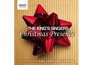 The King's Singers - Christmas Presence - (CD)