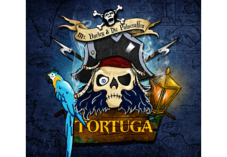 Mr.Hurley & Die Pulveraffen - Tortuga (Inkl. MP3 Code) - (LP + Download)