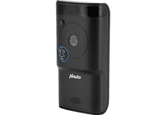 ALECTO DVC-1000 wifi-deurbel met camera Zwart