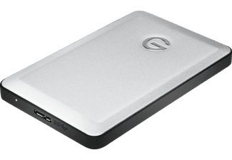 G-TECHNOLOGY G-Drive mobile USB, 1 TB HDD, extern, Silber