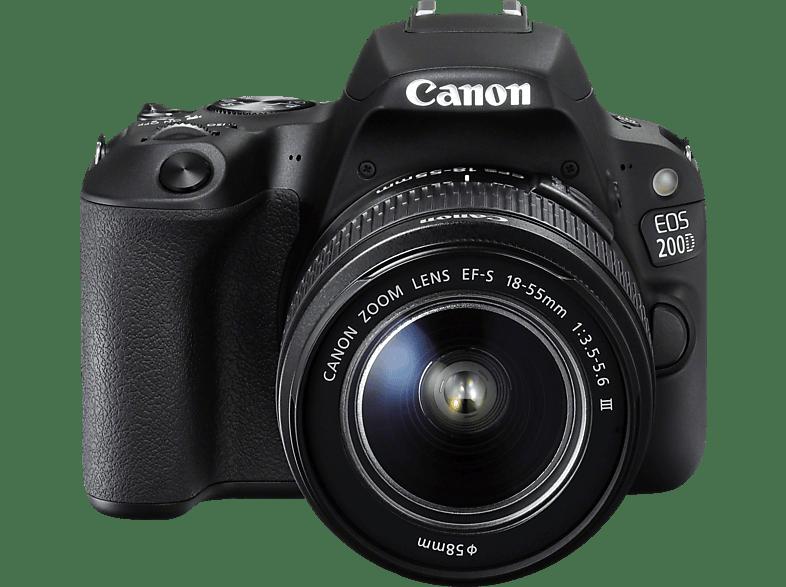 CANON EOS 200D + Φακός 18-55 DC hobby   φωτογραφία φωτογραφικές μηχανές dslr cameras