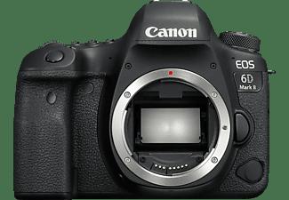 CANON EOS 6D Mark II Body Spiegelreflexkamera 26.2 Megapixel  , 7.7 cm   Touchscreen, WLAN