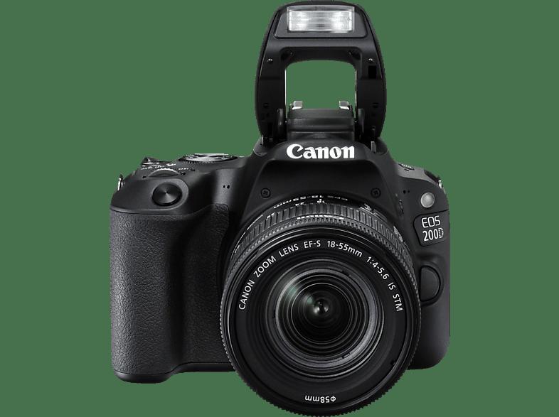 CANON EOS 200D Kit Spiegelreflexkamera