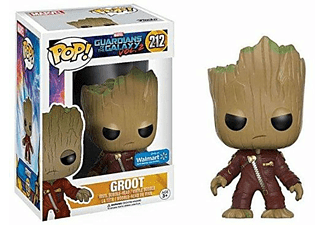POP! Marvel: GOTH 2 - Young Groot in Suit - Angry