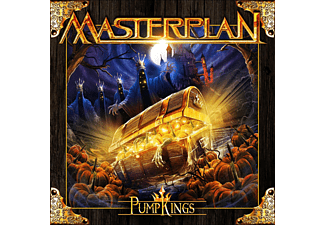 Masterplan - Pumpkings (Ltd.Digipak) - (CD)