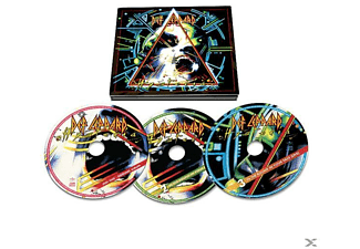 Def Leppard - Hysteria (Deluxe 3CD) - (CD)