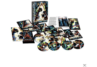 Def Leppard - Hysteria (LTD Super DLX 5CD/2DVD) - (CD + DVD Video)