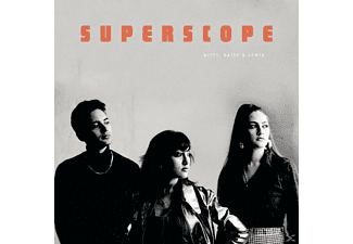 Kitty, Daisy & Lewis - Superscope - (CD)