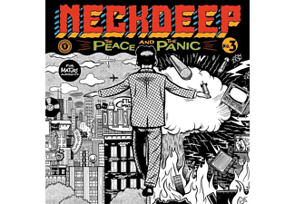 Neck Deep - The Peace And The Panic (Opaque White Vinyl) - (Vinyl)