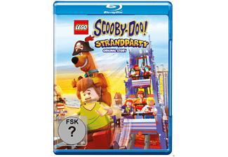 LEGO Scooby-Doo! Strandparty - (Blu-ray)