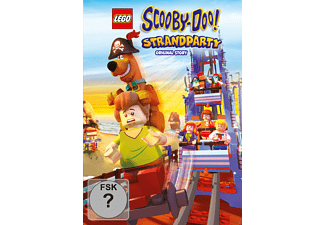 LEGO Scooby-Doo! Strandparty - (DVD)