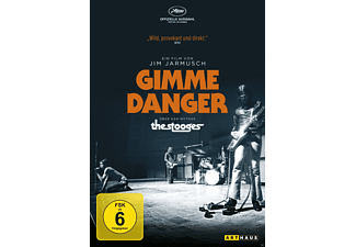 Gimme Danger - (DVD)