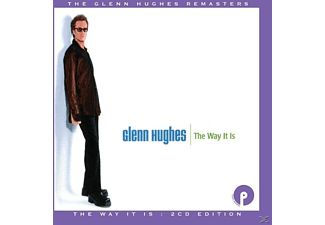 Glenn Hughes - The Way It Is (Expanded 2CD Edition) - (CD)
