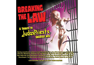 VARIOUS - Breaking The Law: A Tribute To Judas Priest's Gres - (CD)
