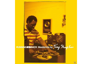 VARIOUS - Running Back Mastermix By Tony Humphries (2LP+MP3) - (LP + Download)
