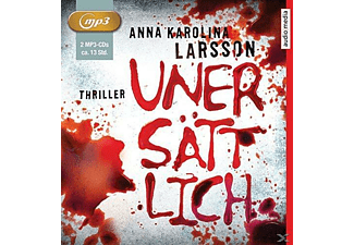 Unersättlich - 2 MP3-CD - Krimi/Thriller
