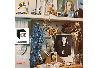 Brian Eno - HERE COME THE WARM JETS (LIMITED EDT.) - (Vinyl)