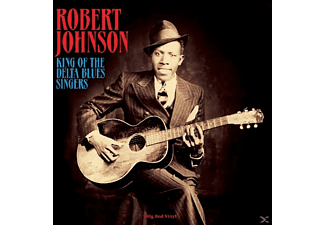 Robert Johnson - KING OF THE DELTA BLUES - (Vinyl)