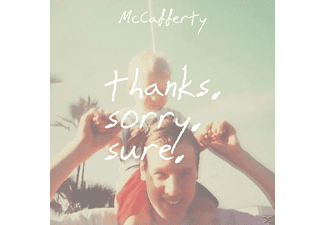 Mccafferty - THANKS.SORRY.SURE - (Vinyl)