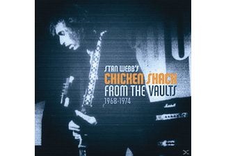 Chicken Shack - FROM THE VAULTS - (CD)