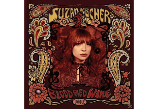 Suzan Koecher - BLOOD RED WINE EP (10 +MP3) - (EP (analog))