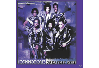 The Commodores - Greatest Hits - (CD)